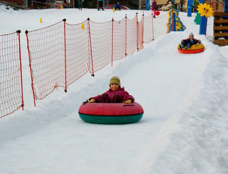 TUBING - Kokuszka-Ski.pl - narty, snowboard, wyciąg, stok narciarski, noclegi, imprezy, kuchnia, Piwniczna, Rytro, Krynica, Żegiestów, Stary Sącz, Nowy Sącz